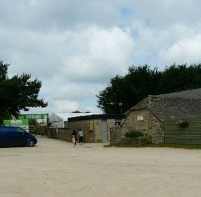 Cotswold Farm Park currently