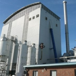 Waste Management Facility at existing Biomass
