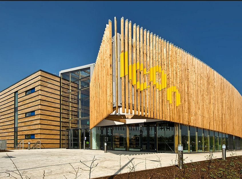 The iCon Innovation Centre